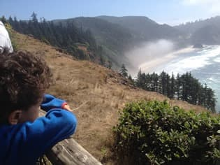 Cape Meares State Park. 2015.