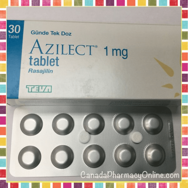 Azilect parkinsons drug