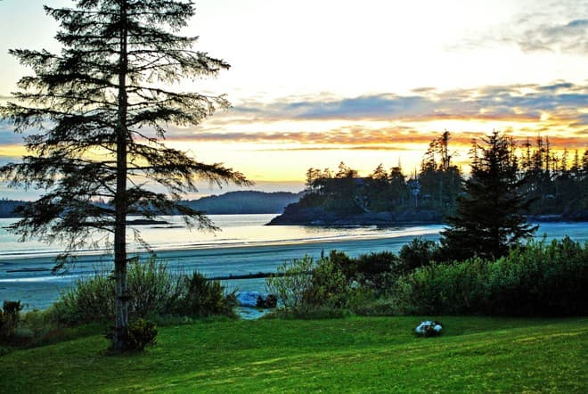 MacKenzie Beach, Tofino - Courtesy of Aaron Carlson