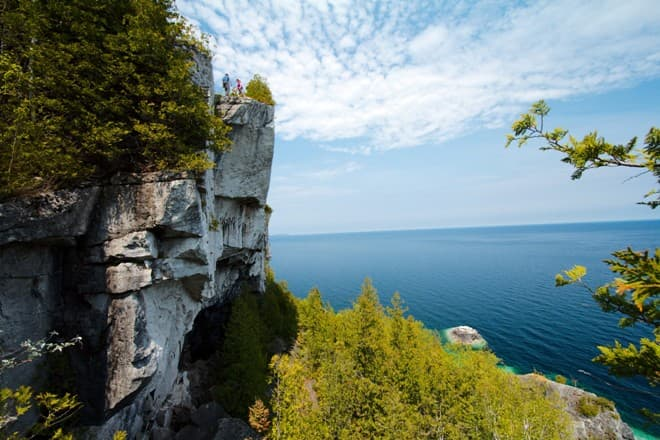 Bruce Peninsula - Courtesy of Florin Chelaru
