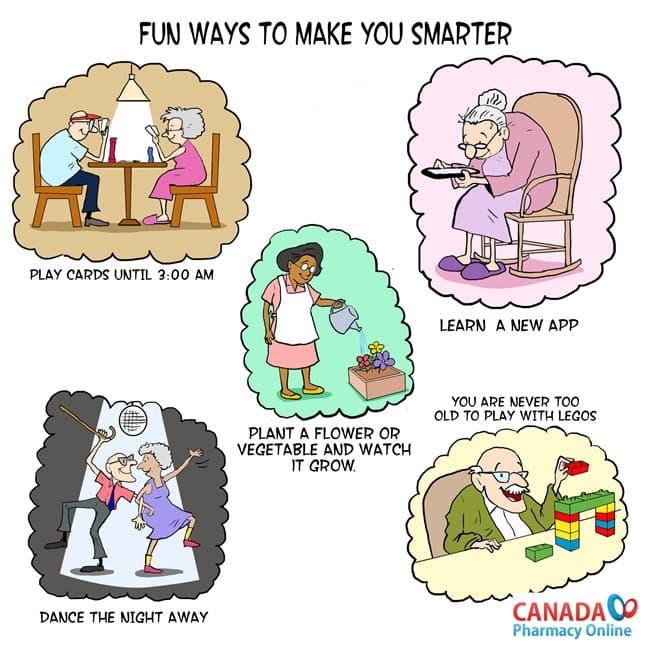 Fun Ways to Make You Smarter