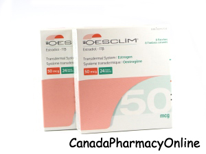 Oesclim online Canadian Pharmacy