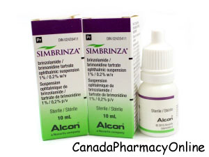 Simbrinza online Canadian Pharmacy