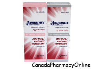 Asmanex online Canadian Pharmacy