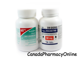 Cymbalta online Canadian Pharmacy
