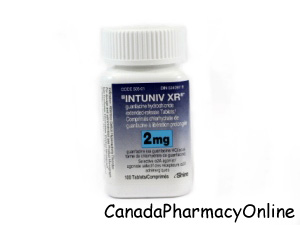 Intuniv online Canadian Pharmacy