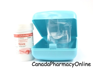 Spiriva Caps and Device online Canadian Pharmacy
