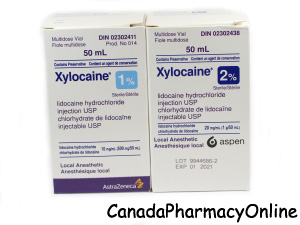Xylocaine Injection online Canadian Pharmacy