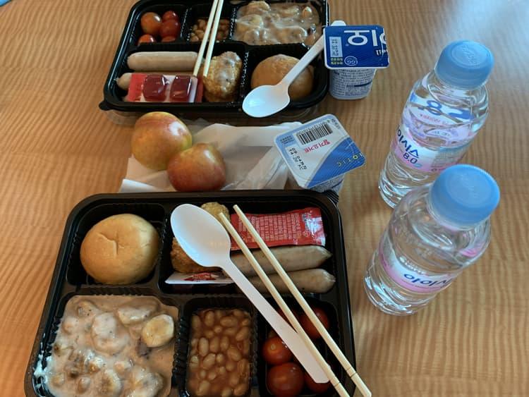 Photo Credit: Day 3 (08/24/2020) breakfast, @tiffany.ironfan's Instagram