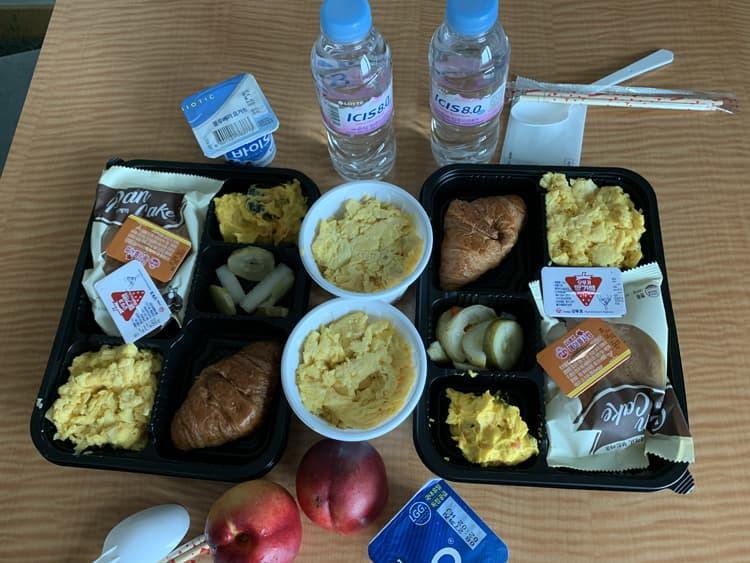 Photo Credit: Day 5 (08/26/2020) breakfast, @tiffany.ironfan's Instagram