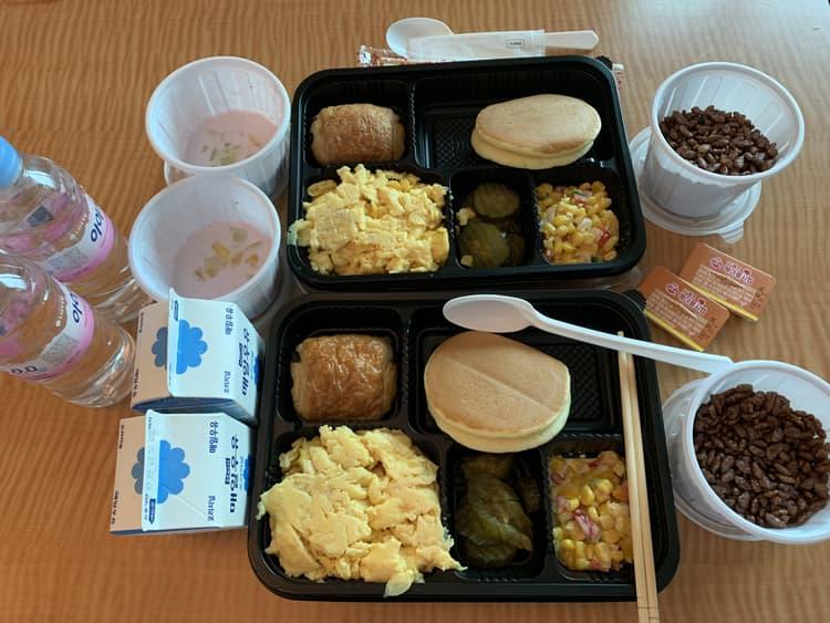 Photo Credit: Day 7 (08/28/2020) breakfast, @tiffany.ironfan's Instagram