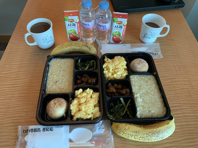 Photo Credit: Day 8 (08/29/2020) breakfast, @tiffany.ironfan's Instagram