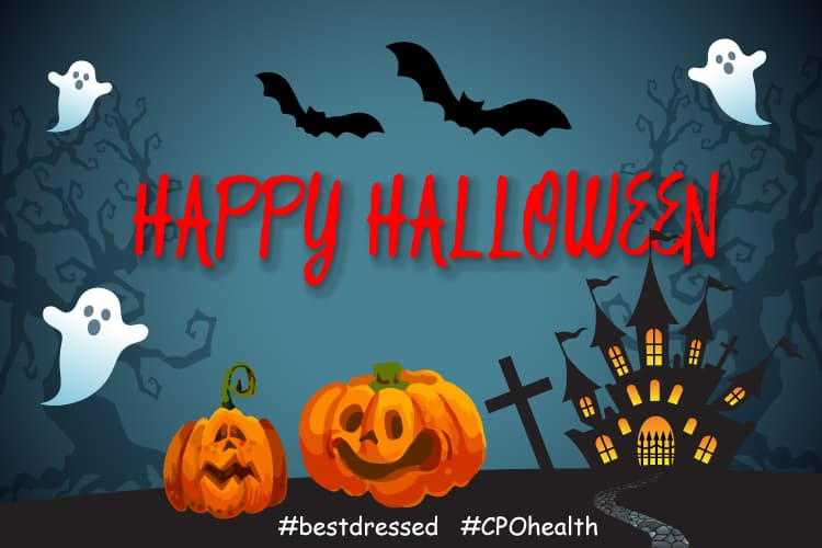 best dressed Halloween contest with Canada Pharmacy Online