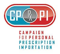NEW Campaign for Personal Prescription Importation Annual Survey