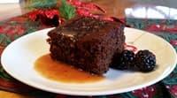 Easy Gingerbread Cake: Christmas Dessert Solved