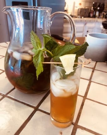 Photo Credit: Mint Lemon Iced Tea, by Carrie Borzillo