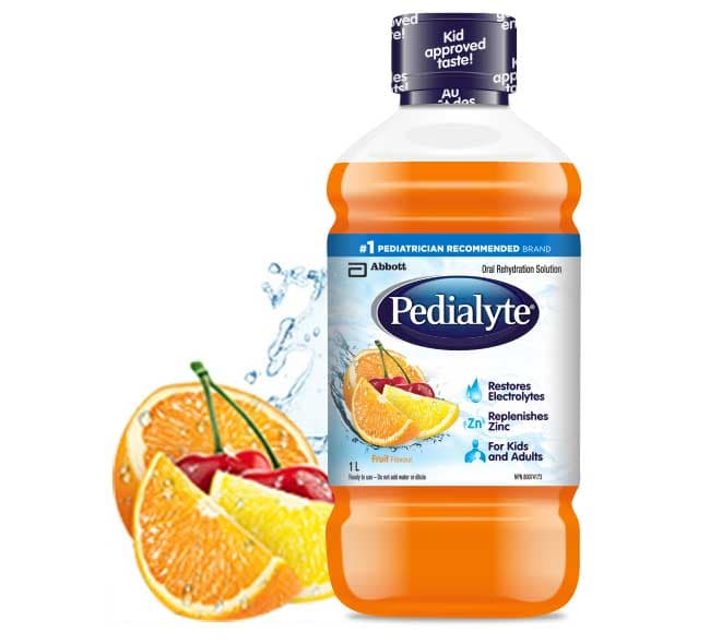 Photo Credit: by pedialyte.ca