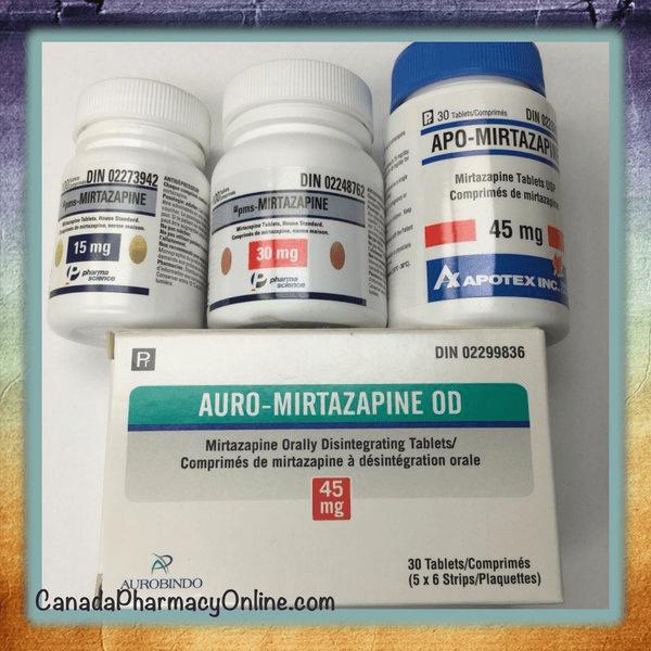 Mirtazapine taken with zopiclone