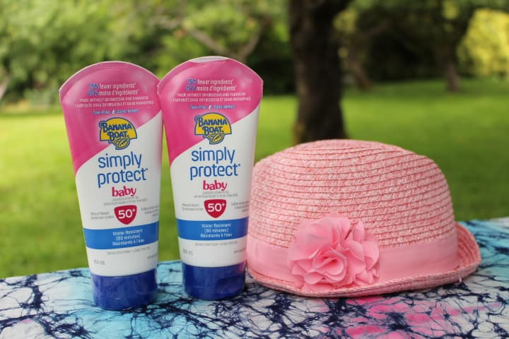Photo Credit: buy Banana Boat Simply Protect SPF 50 Baby, by instagram user @tiffany.ironfan