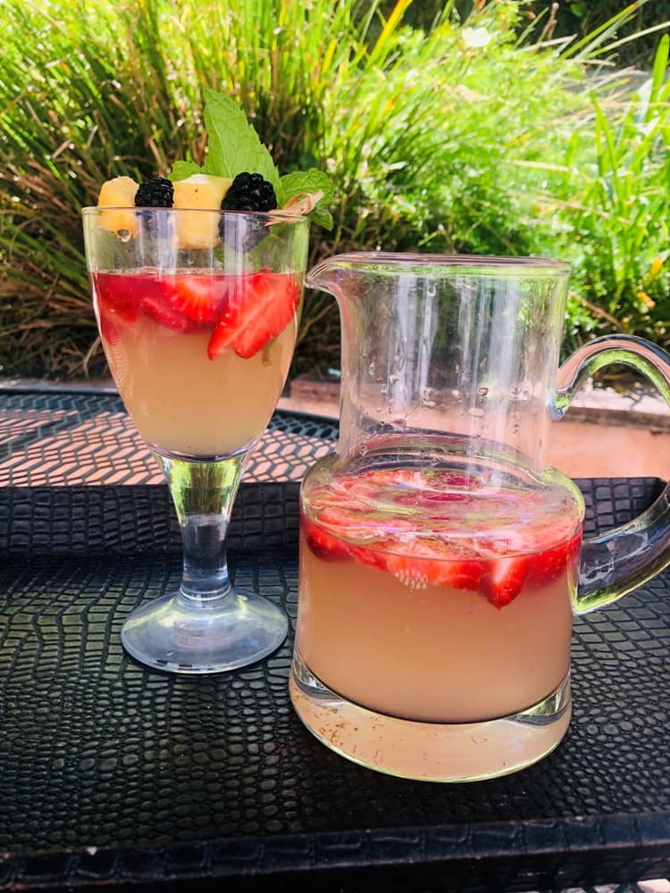 Photo Credit: Strawberry Limeade, by Carrie Borzillo