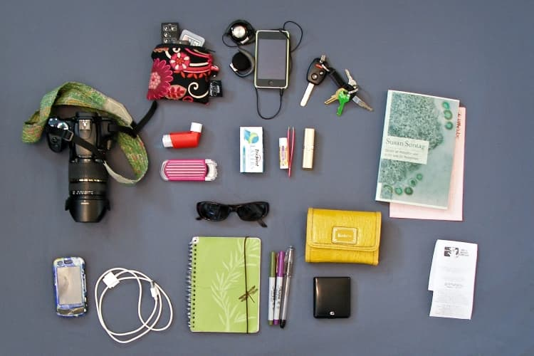 Photo Credit: WhtsInYourBag, by Just Beth Anne, flckr.com