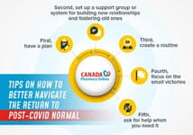 Navigating a Return to Post-COVID Normal: Tips for Youth Mental Health